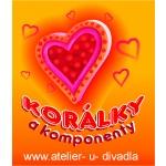Korálky a Komponenty - Atelier U Divadla – logo společnosti