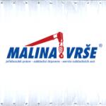 MALINA - VRŠE s.r.o.- Jeřáby a jeřábnické práce – logo společnosti