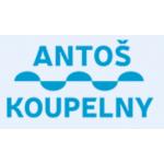 ANTOŠ - KOUPELNY s.r.o. – logo společnosti