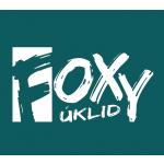 Foxy úklid – logo společnosti
