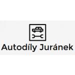 Autodíly Juránek – logo společnosti