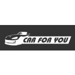 Carforyou s.r.o. - Autosalon a autorizovaný servis Úvaly u Prahy – logo společnosti