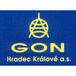 GON Hradec Králové, a.s. (pobočka Jaroměř) – logo společnosti