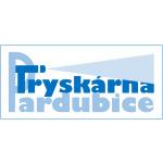 Tryskárna Pardubice – logo společnosti