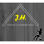 HUŇKA JAKUB-VÝŠKOVÉ A TESAŘSKÉ PRÁCE – logo společnosti