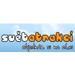 Josef Rybár - svět atrakcí – logo společnosti