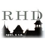 RHD, spol. s r.o. – logo společnosti