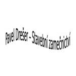Drešer Pavel - Stavební zamečnictví – logo společnosti