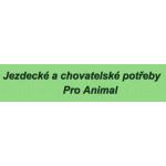 Provazníková Dana - Pro Animal – logo společnosti