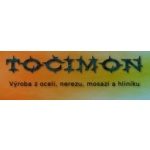 Zámečnictví TOČIMON s.r.o. (Střední Čechy) – logo společnosti