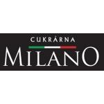 Cukrárna Milano Poděbrady – logo společnosti