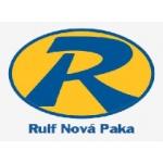 RULF Nová Paka s.r.o. – logo společnosti