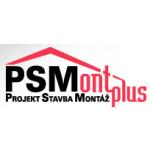 PSMONT PLUS, s.r.o. – logo společnosti