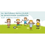54. mateřská škola Plzeň, Staniční 72, příspěvková organizace (Rokycany) – logo společnosti