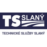 Technické služby Slaný s.r.o. (Rakovník) – logo společnosti