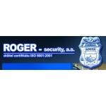 ROGER - security, a.s. (Teplice) – logo společnosti