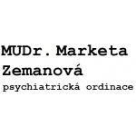 Zemanová Markéta MUDr. - psychiatrická ordinace – logo společnosti