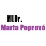 POPROVÁ MARTA MUDr. – logo společnosti
