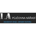 Libor Stříteský - 1.A Půjčovna nářadí, stavebních strojů, zahradní techniky – logo společnosti