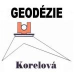 GEODÉZIE Korelová – logo společnosti
