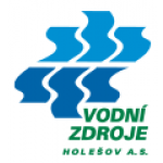 Vodní zdroje Holešov, a.s. (Olomouc) – logo společnosti