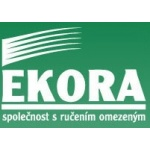 EKORA s.r.o. - ekologické služby a ochrana životního prostředí (Královéhradecký kraj) – logo společnosti