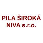 PILA ŠIROKÁ NIVA s.r.o. – logo společnosti