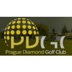 Prague Diamond Golf Club – logo společnosti