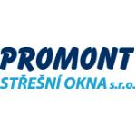 PROMONT střešní okna s.r.o. – logo společnosti