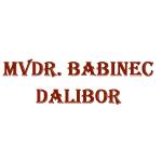 MVDr. Babinec Dalibor – logo společnosti
