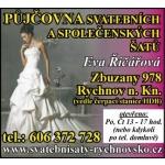 Řičářová Eva - Svatební salon – logo společnosti
