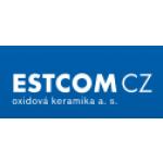 ESTCOM CZ - oxidová keramika a.s. - English version – logo společnosti
