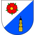 Městys Ševětín – logo společnosti