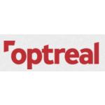 OPTREAL, spol. s r.o. – logo společnosti