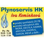 Plynoservis HK – logo společnosti