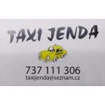 Taxi Jenda – logo společnosti