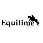 Equitime - Jezdecké potřeby pro Vás a Vaše koně – logo společnosti