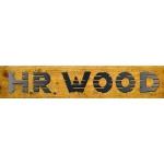 HR WOOD s.r.o. – logo společnosti