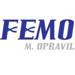 Opravil Miroslav - Femo – logo společnosti