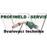 Profiweld - servis, s.r.o. – logo společnosti