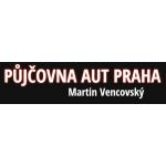 VENCOVSKÝ MARTIN-PŮJČOVNA AUT PRAHA (Praha západ) – logo společnosti