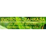 SVOBODA ZAHRADA – logo společnosti
