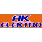 AK elektro, s.r.o. (pobočka Kunštát) – logo společnosti