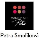 Petra Smolíková - Makeup art by Petra – logo společnosti