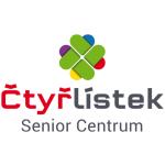 ČTYŘLÍSTEK - Senior Centrum – logo společnosti