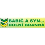 BABIČ A SYN s.r.o. – logo společnosti