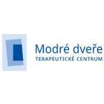 Terapeutické centrum Modré dveře, z.ú. – logo společnosti
