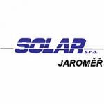 SOLAR, spol. s r.o. (pobočka Tábor) – logo společnosti