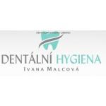 Dentální hygiena Ivana Malcová – logo společnosti