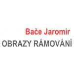Bače Jaromír - OBRAZY RÁMOVÁNÍ – logo společnosti